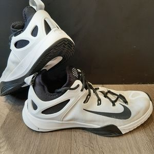 Nike Zoom HyperRev 2015 shoes white black 9